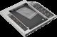 Laptop Drive Caddy/ bracket DVD -> HDD